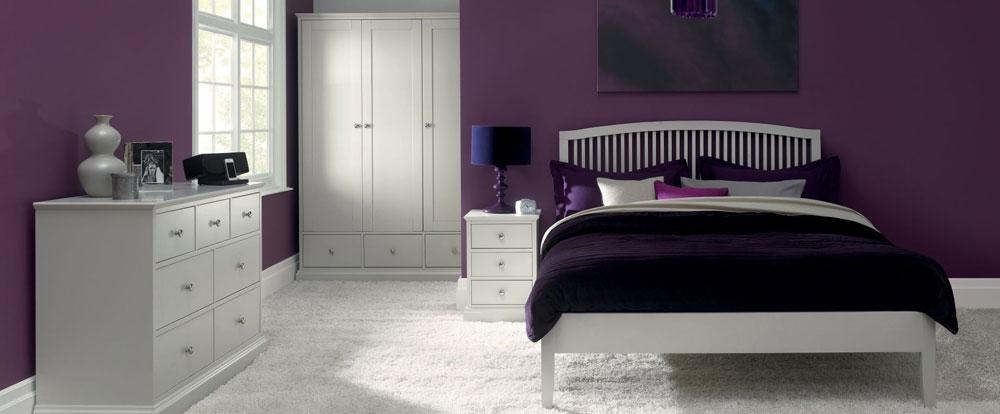 Bentley Designs Ashenby Cotton Bedroom Furniture. £85-£965.