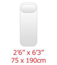 Small Single Headboards