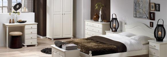 Richmond White Bedroom Furniture.
