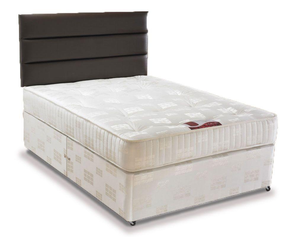 Angelina Super Kingsize 2 Drawer Divan Bed