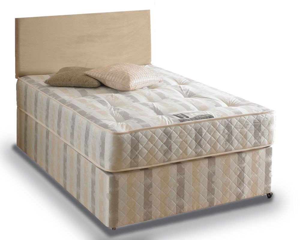 Bard Double 4 Drawer Divan Bed