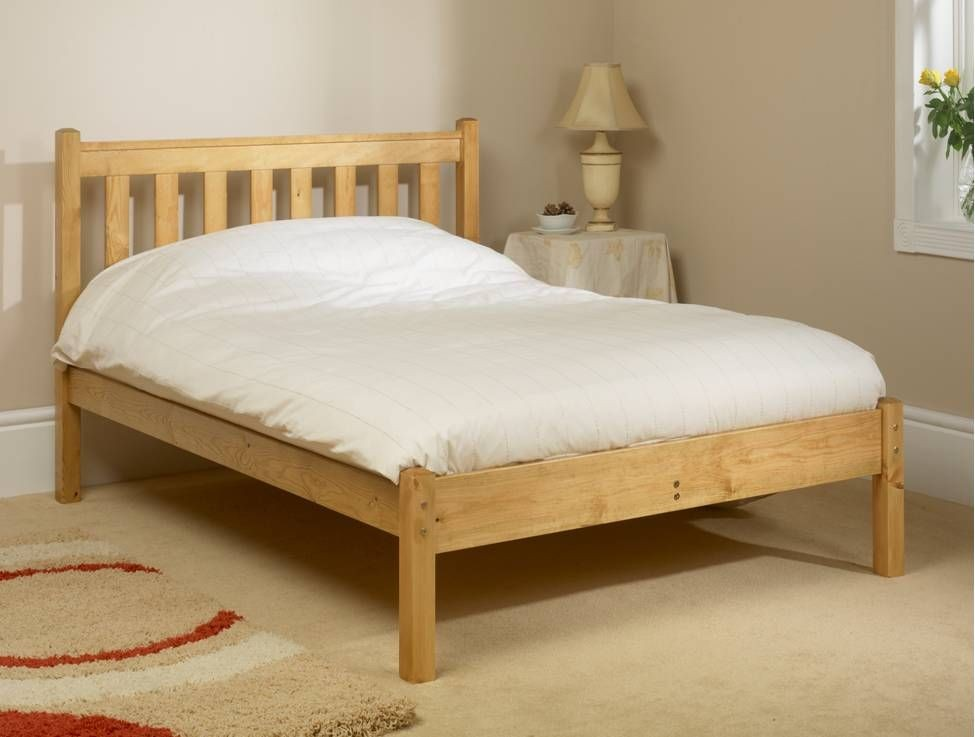 Shaker Double Bed Frame