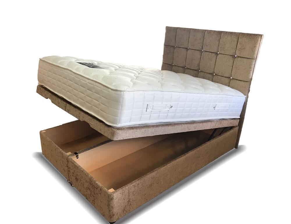 Verano Ottoman Divan Bed
