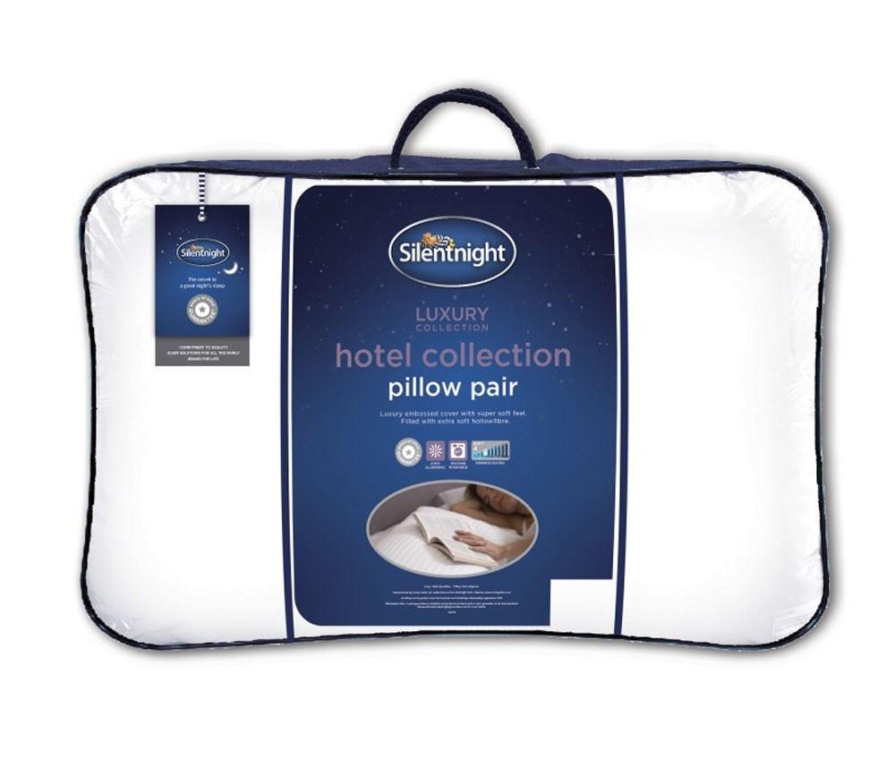 Silentnight Hotel Collection Pillow Pair