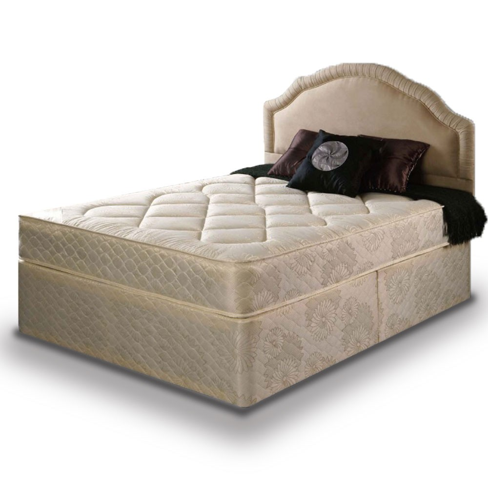 Limited Edition Orthopaedic Kingsize Non Storage Divan Bed