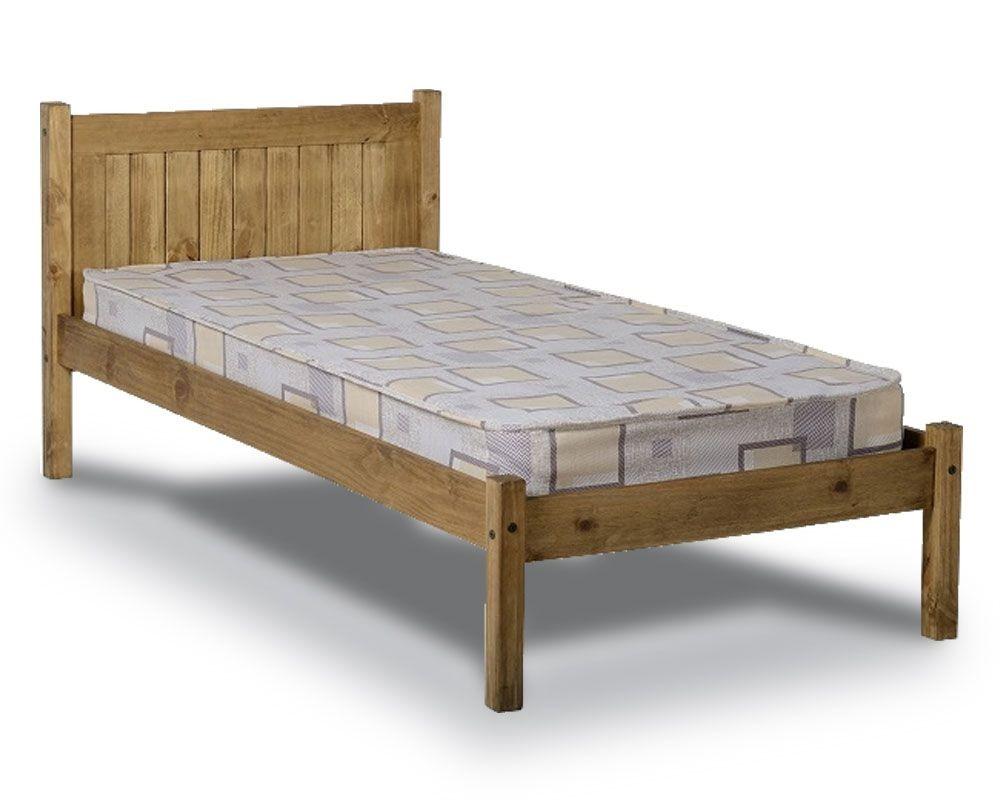 Mayan Single Bed Frame