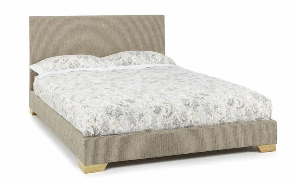 Miles Latte Bed Frame