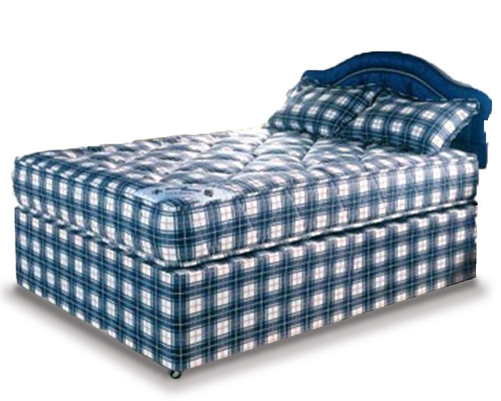 Olympic Double 4 Drawer Divan Bed