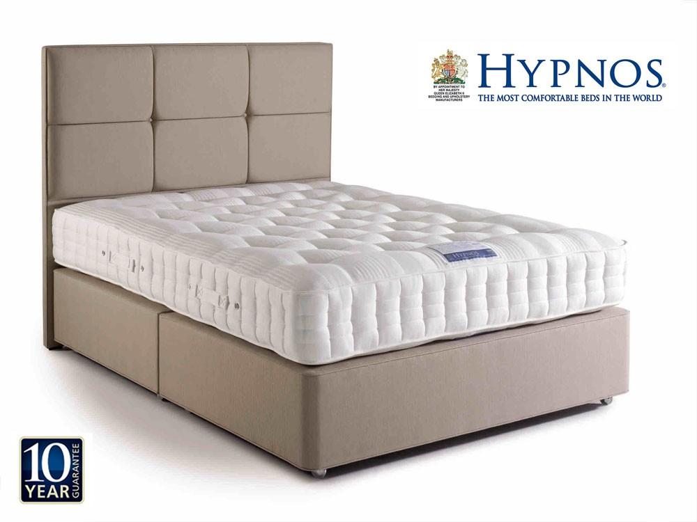 Hypnos Orthos Latex Divan Bed