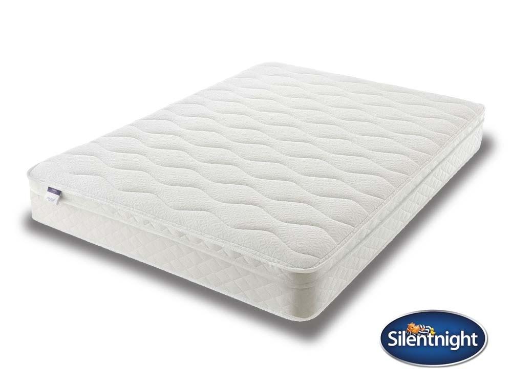Silentnight Rio Single Mattress With EcoComfort Fibre