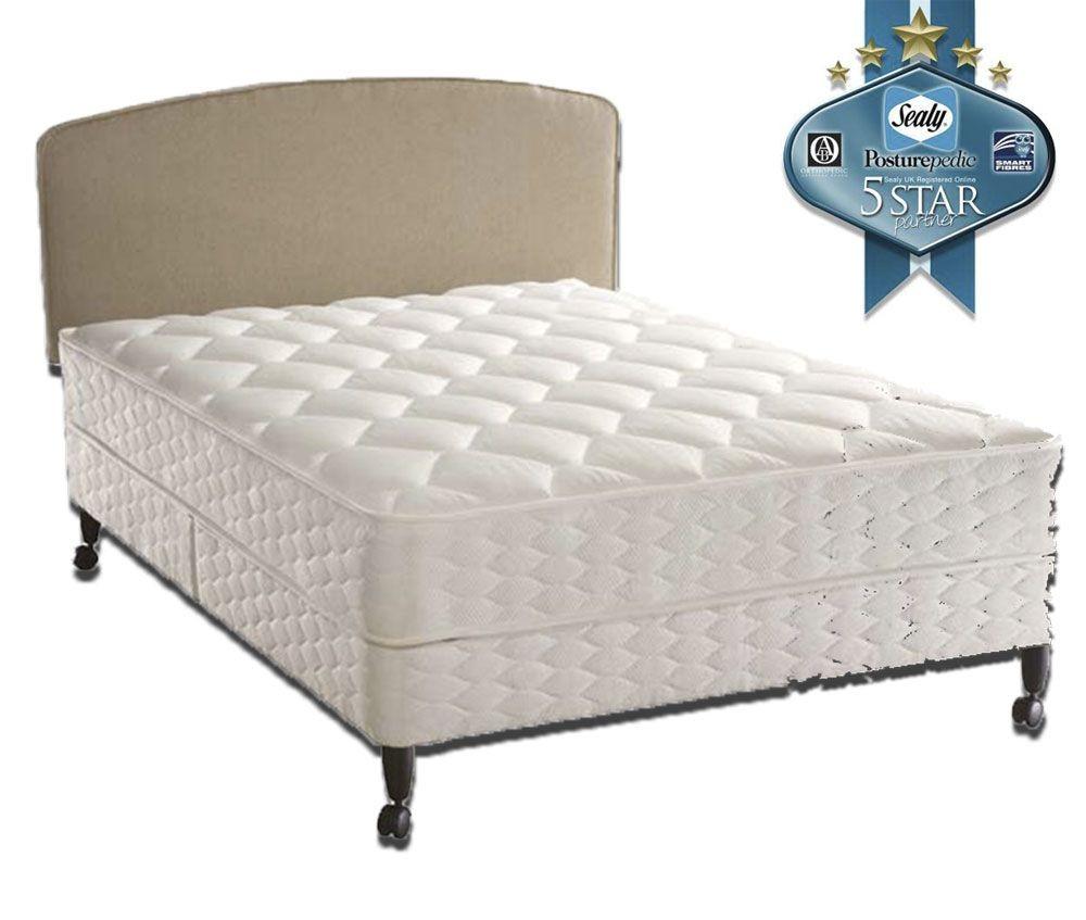 Sealy Essentials Regular Kingsize Leg Bed