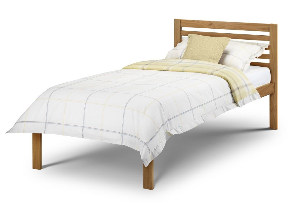 Locum Pine Single Bed Frame