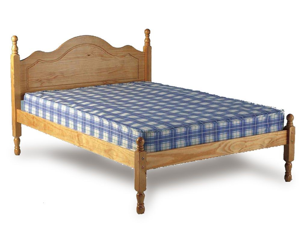 Solar Double Bed Frame