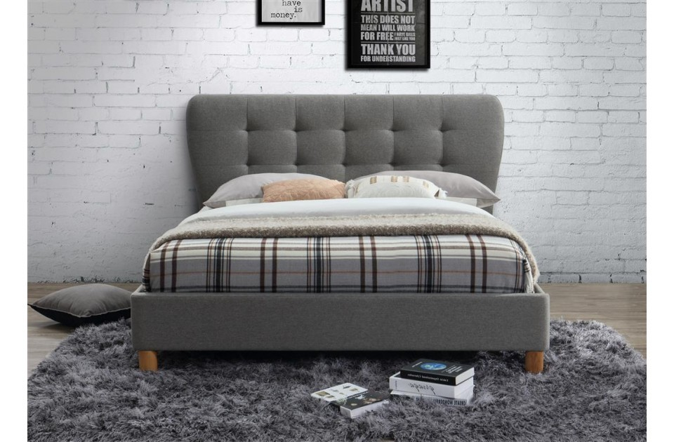 Stockland Grey Bed Frame
