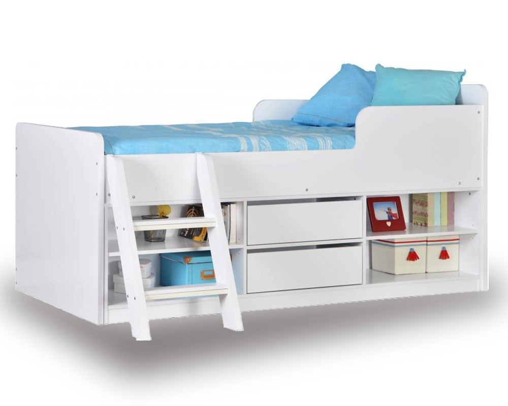 Helix Cabin Bed