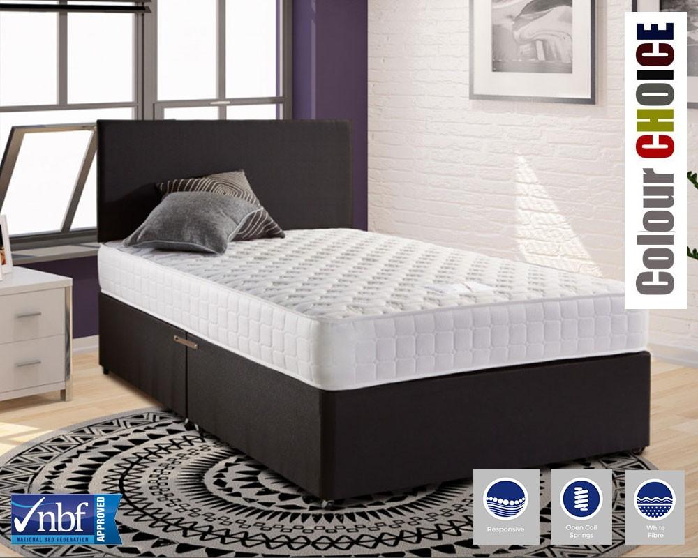 Brighton Deluxe Divan Bed