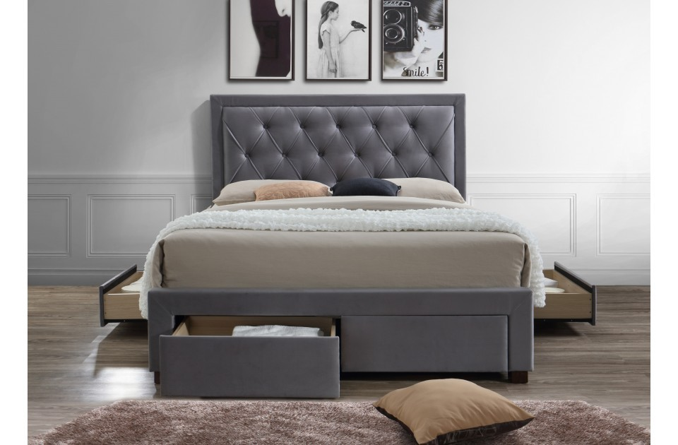 Woodleigh 4 Drawer Bed Frame