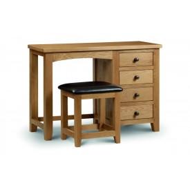 Marlowe Oak Twin Single Dressing Table