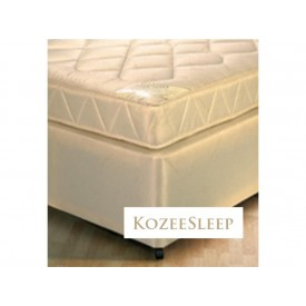 Classic Ortho Single 2 Drawer Divan Bed