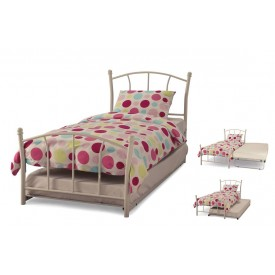 Penny White Guest Bed Frame