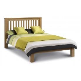 Marlowe Oak Kingsize Bed Frame