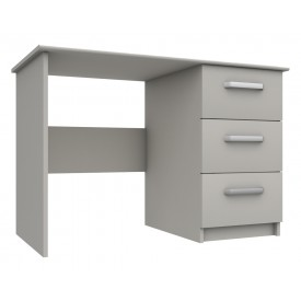 Arden Cashmere Grey Gloss Dressing Table