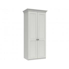 Cambridge White 2 Door Wardrobe