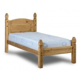 Corona Low Foot Single Bed Frame