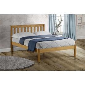 Derby Antique Pine Bed Frame
