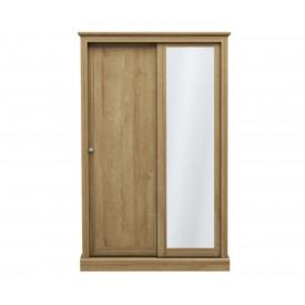 Dawlish Oak 2 Sliding Door Wardrobe