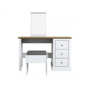 Dawlish Whitel Dressing Table Set
