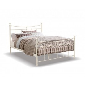 Emily Cream Three Quarter Bed Frame