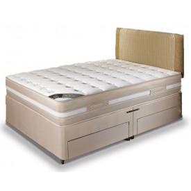 Georgia XDeep Double 4 Drawer Divan Bed