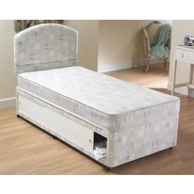 Klara Small Single Slidestore Divan Bed