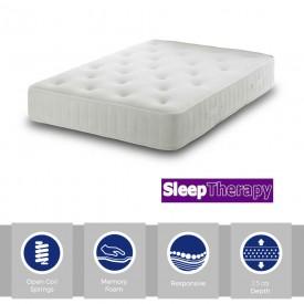 Sleeping Therapy Memory Master Super Kingsize Mattress