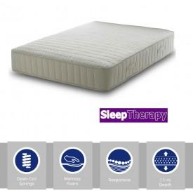 Sleeping Therapy Memory React Super Kingsize Mattress