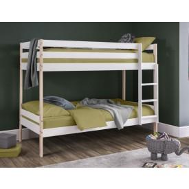 Super Nova White Bunk Bed