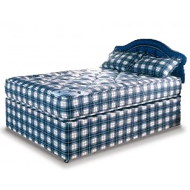 Olympic Three Quarter Non Storage Divan Bed