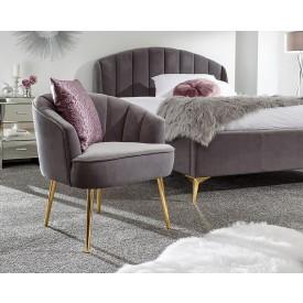 Petal Grey Chair