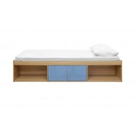 Daytona Blue Cabin Bed