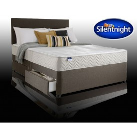 Silentnight Rio Super Kingsize 4 Drawer Divan Bed