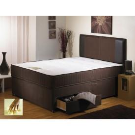 Special Memory Single 2 Drawer Divan Bed