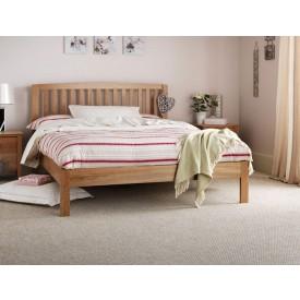 Thornton Oak Kingsize Bed Frame