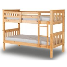 Neptuno Oak Bunk Bed