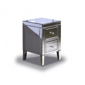 Valencia Plus 2 Drawer Bedside Chest