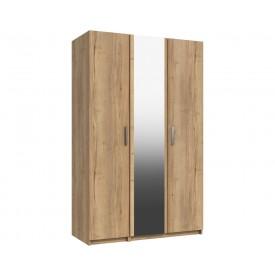 Waterford Oak 3 Door Wardrobe