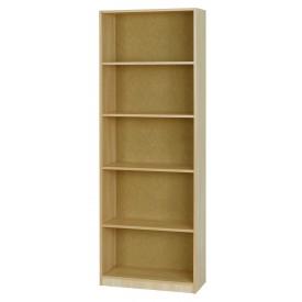 Woodgrain Medium Bookcase