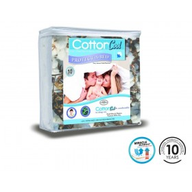 Cotton Cool King Size Mattress Protector