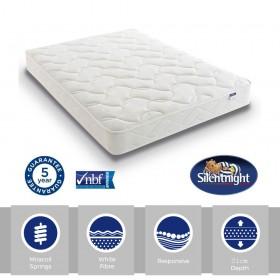 Silentnight Essentials Easy Care Double Mattress