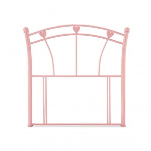 Jemima Pink Single Headboard